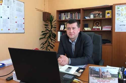 Direktor skole Tehnicka skola Jovan Zujovic