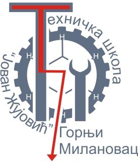 Техничка школа Јован Жујовић- Лого школе